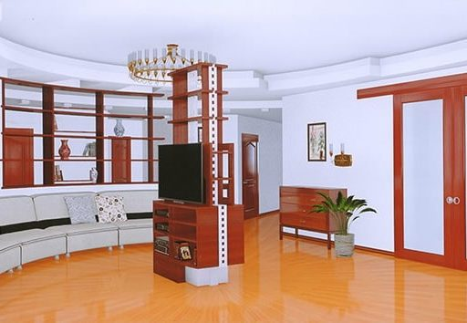 Макет «Дизайн квартиры»